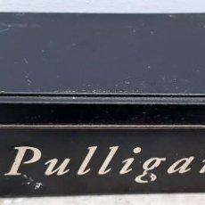Cajas y cajitas metálicas: CAJA DE LATA PULLIGAN. AÑOS 80. Lote 152496030