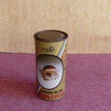 Cajas y cajitas metálicas: LATA O BOTE - CAFE BRASILIA.. Lote 180904945