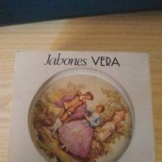 Cajas y cajitas metálicas: CAJA-JABONERA, JABÓN *SOIR DE PRINTEMPS*, VERA, JABONES VERA ALTA CALIDAD , 5 OZ. Lote 153078174