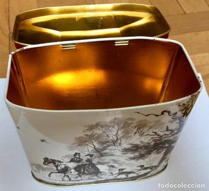 Cajas y cajitas metálicas: Caja metálica inglesa bombones - Foto 4 - 154392074