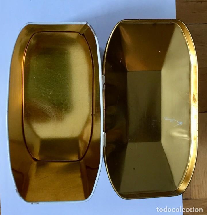 Cajas y cajitas metálicas: Caja metálica inglesa bombones - Foto 5 - 154392074