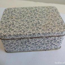 Cajas y cajitas metálicas: CAJA DE METAL, LATA, . TIN BOX. Lote 156559870