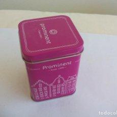Cajas y cajitas metálicas: CAJA DE METAL, LATA. PEPERMUNT HET ORIGINEEL. HOLLAND. TIN BOX. Lote 156663038