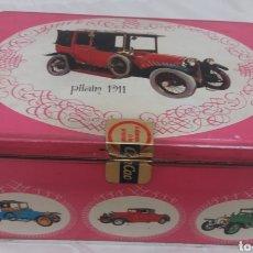 Cajas y cajitas metálicas: COLA CAO PILAIN 1911 CAJA. Lote 156671345