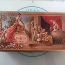 """Cajas y cajitas metálicas: CAJA LATA """"LA DESPENSA DE PALACIO"""" 1 UD. Lote 156835065"""