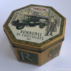 Blechdosen und Kisten - Lata bombones Valor – caja metálica bombones chocolate Valor - 157421218