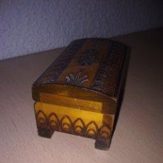 Cajas y cajitas metálicas: COFRE. Lote 157741036