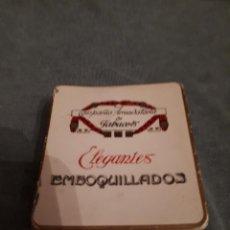 Cajas y cajitas metálicas: CAJITA LATA PARA CIGARRILLOS. Lote 158376926