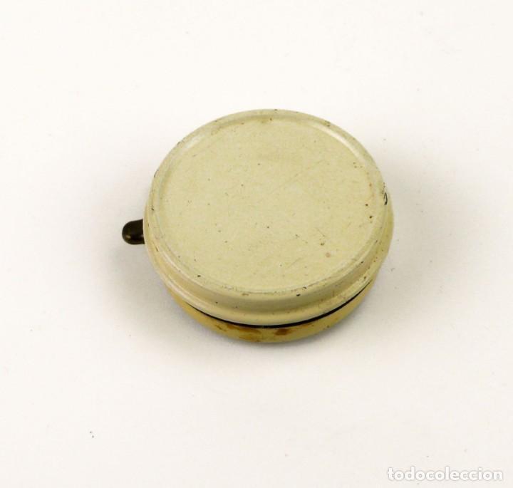 Cajas y cajitas metálicas: Antigua cajita metal litografiado -Cirine, Alemania - Foto 3 - 158665162