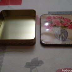 Cajas y cajitas metálicas: CAJA DE COLECCIONISTA. Lote 159058776