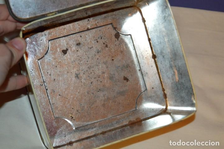 Cajas y cajitas metálicas: ANTIGUA - VINTAGE - CAJA DE LATA / HOJALATA - FORMIGAL INFUSIONES - MANUFACTURAS JOSABA - ENVÍO 24H - Foto 8 - 160177806