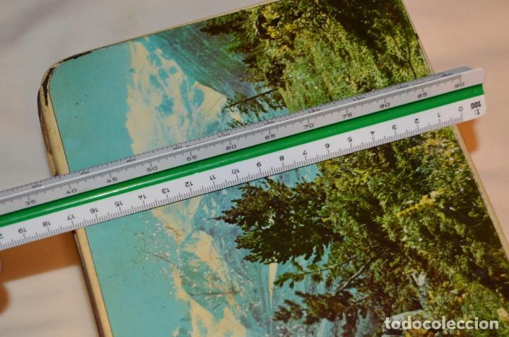 Cajas y cajitas metálicas: ANTIGUA - VINTAGE - CAJA DE LATA / HOJALATA - FORMIGAL INFUSIONES - MANUFACTURAS JOSABA - ENVÍO 24H - Foto 11 - 160177806