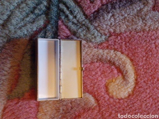Cajas y cajitas metálicas: Cajita pastillero - Foto 2 - 160279629