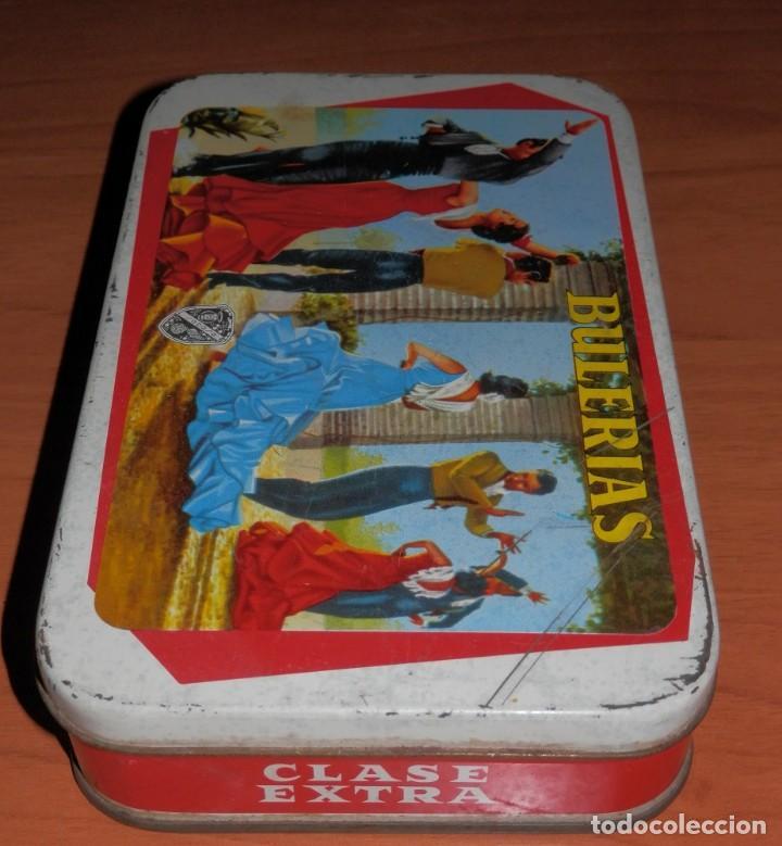 Cajas y cajitas metálicas: LATA ANTIGUA SAN PASCUAL DE PUENTE GENIL - Foto 4 - 161692010