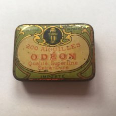Blechdosen und Kisten - Odeon antigua caja de agujas para gramófono - 163352250