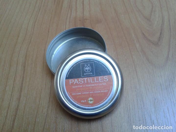 Cajas y cajitas metálicas: Cajita Metálica -- Aluminio -- Pastilles -- Vacía -- Regalíz - Foto 2 - 164712762