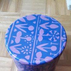 Caixas e caixinhas metálicas: LATA CAJA COLACAO - COLA CAO - REDONDA - VER FOTOS ADICIONALES. Lote 164820362