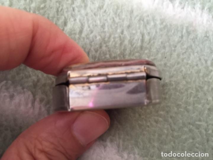 Cajas y cajitas metálicas: Antigua cajita pastillero - Foto 4 - 165980238