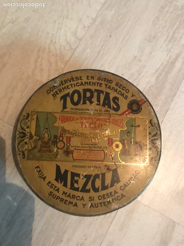 CAJA METÁLICA ANTIGUA (Coleccionismo - Cajas y Cajitas Metálicas)