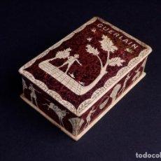 Cajas y cajitas metálicas: GUERLAIN. Lote 167835760