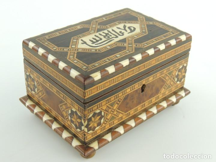 Preciosa Caja De Madera Bonitos Detalles Excele Comprar Cajas