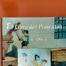 Cajas y cajitas metálicas: EL MÁS COMPLETO ESTUDIO SOBRE HISTORIA DEL PIMENTÓN. EL LIBRO DEL PIMENTÓN.. Lote 169549948