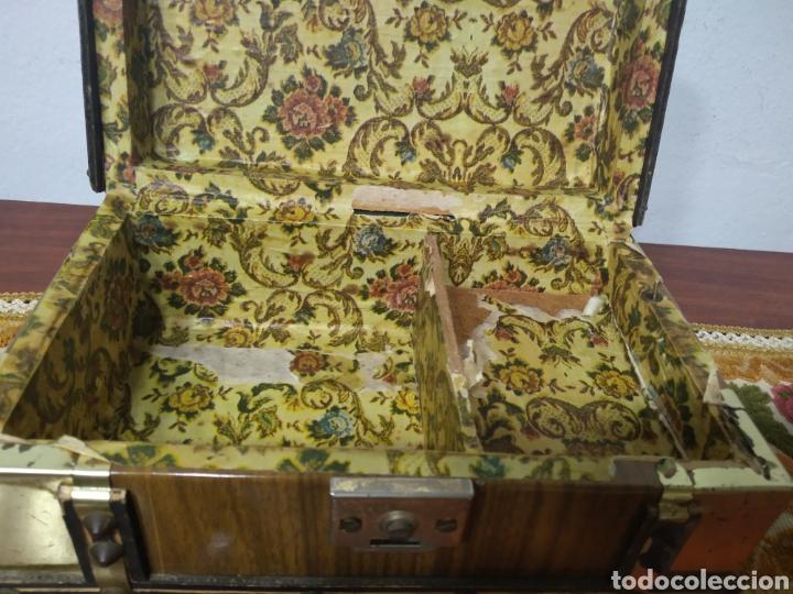 Cajas y cajitas metálicas: Pequeño baul - Foto 2 - 171076589