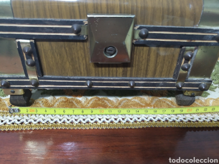Cajas y cajitas metálicas: Pequeño baul - Foto 3 - 171076589