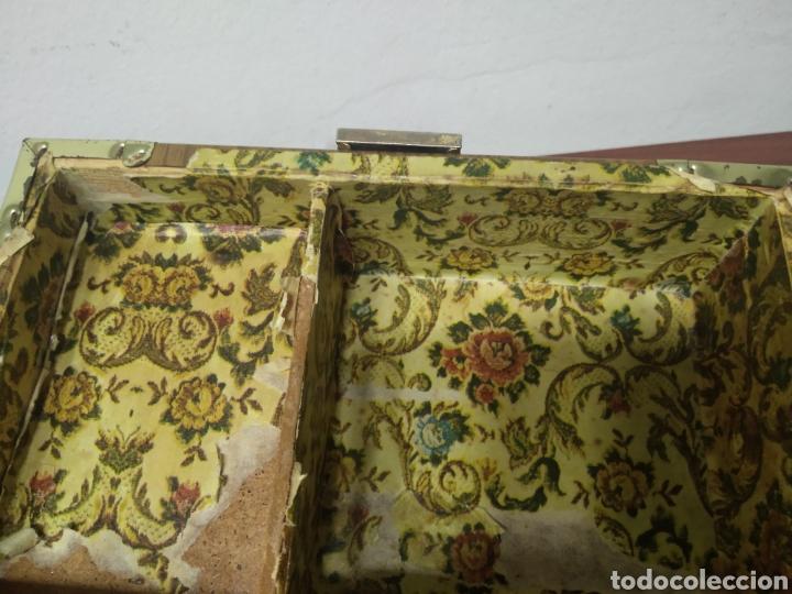 Cajas y cajitas metálicas: Pequeño baul - Foto 4 - 171076589