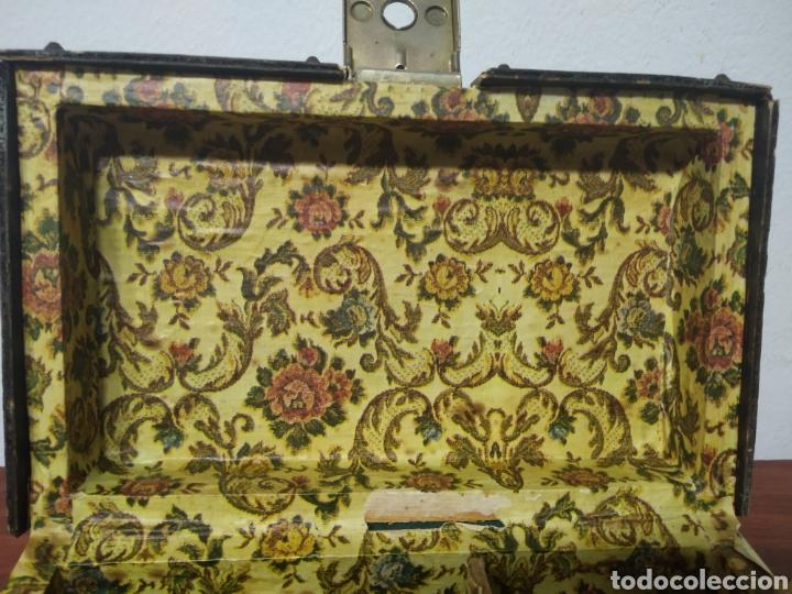 Cajas y cajitas metálicas: Pequeño baul - Foto 6 - 171076589