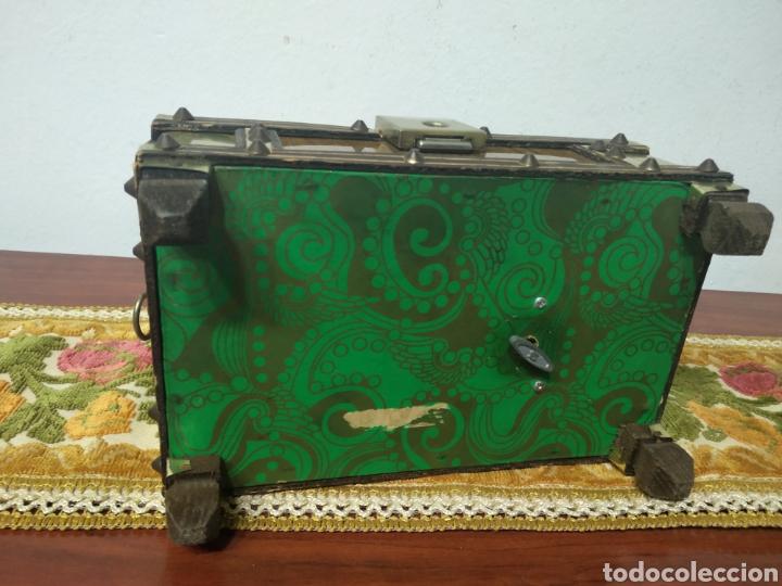 Cajas y cajitas metálicas: Pequeño baul - Foto 8 - 171076589