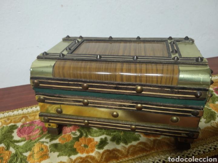 Cajas y cajitas metálicas: Pequeño baul - Foto 9 - 171076589