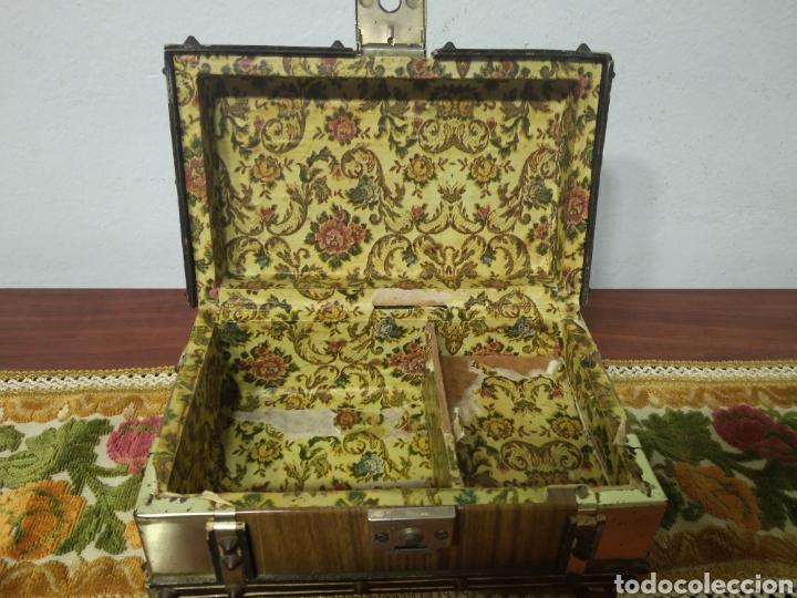 Cajas y cajitas metálicas: Pequeño baul - Foto 11 - 171076589