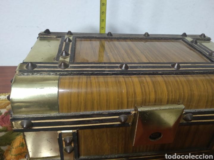 Cajas y cajitas metálicas: Pequeño baul - Foto 14 - 171076589
