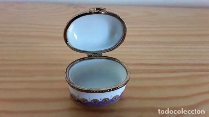 Cajas y cajitas metálicas: Cajita porcelana, pastillero - Foto 3 - 171178340