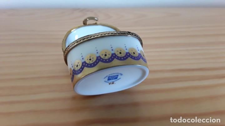 Cajas y cajitas metálicas: Cajita porcelana, pastillero - Foto 4 - 171178340