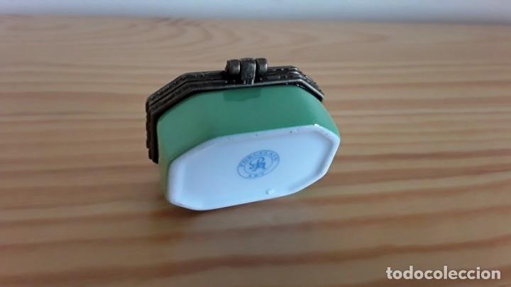 Cajas y cajitas metálicas: Cajita porcelana, pastillero - Foto 4 - 171178403