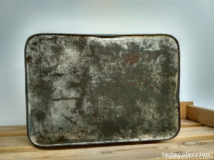 Cajas y cajitas metálicas: Caja metálica dulce y jalea de membrillo La Fama - Puente Genil - Foto 6 - 172140810