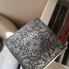 Cajas y cajitas metálicas: CAJA ART DECÓ. Lote 172944835