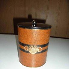 Cajas y cajitas metálicas: VENTAGE CAJA METALICO , BOTE EDUSCHO CAFFEE. Lote 174456253