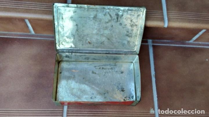 Cajas y cajitas metálicas: CAJA LATA DULCE/MEMBRILLO PUENTE GENIL - Foto 9 - 174512489