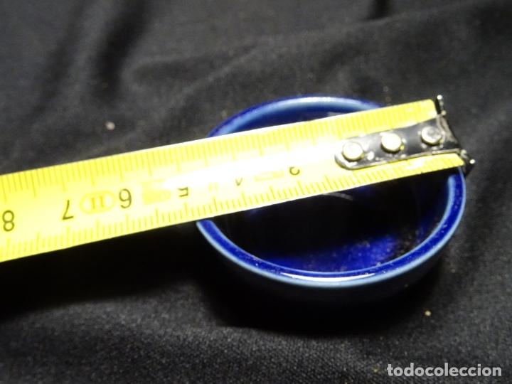 Cajas y cajitas metálicas: caja de porcelana, esmalte y dorados - Foto 5 - 175491528