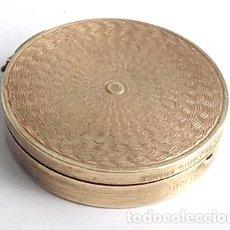 Cajas y cajitas metálicas: ANTIGUA CAJITA MMETÁLICA KLYTIA, FRANCESA. Lote 176236344