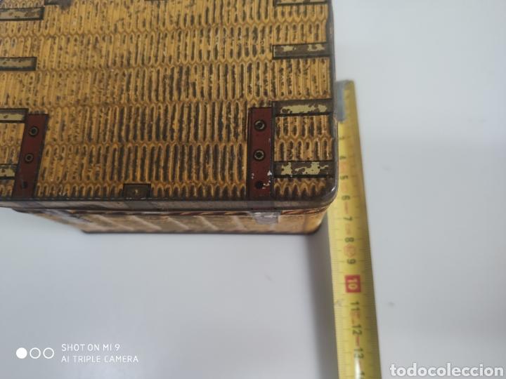 Cajas y cajitas metálicas: Caja metal baúl - Foto 4 - 176541885