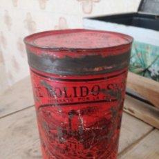 Cajas y cajitas metálicas: LATA VINTAGE CAFE MOLIDO.. Lote 176602987