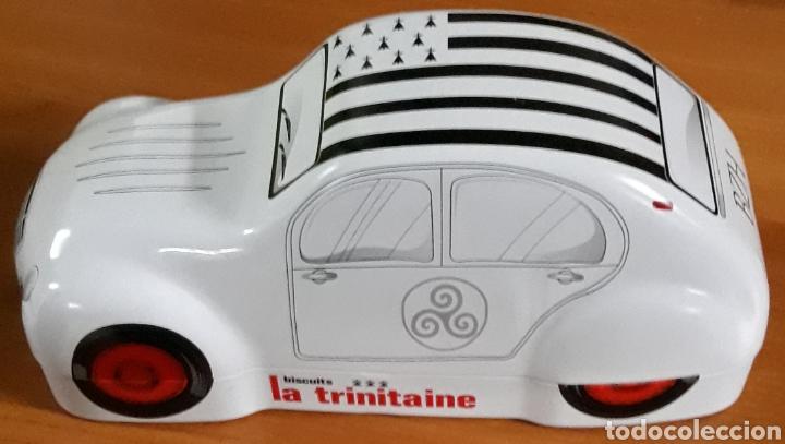 CAJA DE METAL GALLETAS LA TRINITAINE (Coleccionismo - Cajas y Cajitas Metálicas)