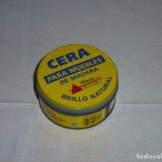Cajas y cajitas metálicas: LATA DE CERA PARA MADERA PROMADE.S.A. Lote 178672251