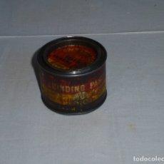 Cajas y cajitas metálicas: ANTIGUA LATA HOLTS GRINDING PASTE.. Lote 178672477