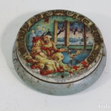 Cajas y cajitas metálicas: CAJA METALICA CHURCHILL'S NATURAL FRUIT SWEETS. Lote 178836298