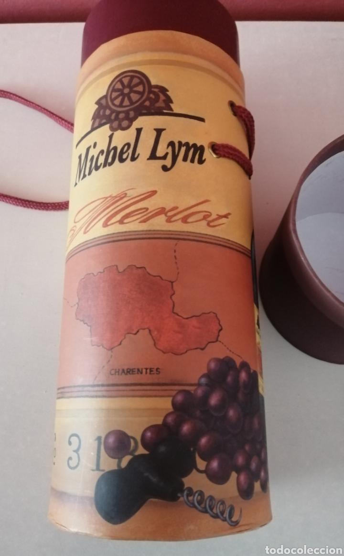 Cajas y cajitas metálicas: Caja de botella de vino - Foto 2 - 180115600